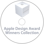 Apple Designer Award Winners Collection Disc Label