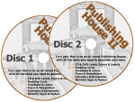 Publishing House II Disk Labels