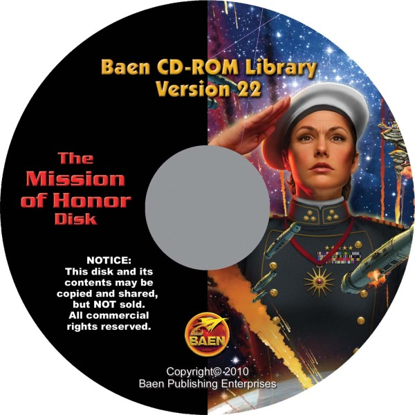 Baen CD-ROM Library - The Mission of Honor Disc