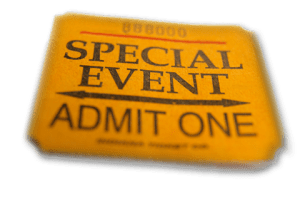 Plan A Special Event!