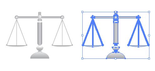 Balance   Vector data