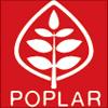 コンビニ ポプラ ロゴ
