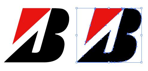 ブリジストンのロゴマーク