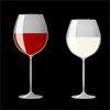 ワイングラスイラスト