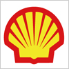 ガソリンスタンド、昭和シェルのロゴ