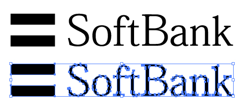 ソフトバンク株式会社(SoftBank)のロゴ