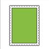 切手のイラスト素材