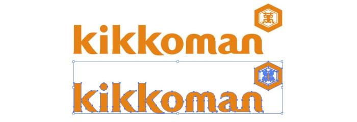 キッコーマン(kikkoman)のロゴマーク