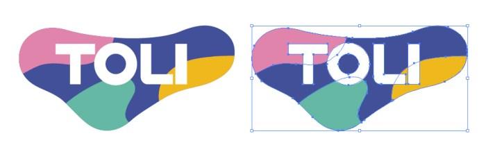 東リ(TOLI)のロゴマーク