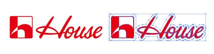 ハウス食品のロゴマーク