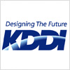 KDDI(ケイディーディーアイ)のロゴマーク