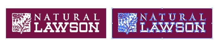 ナチュラルローソン(NATURAL LAWSON)のロゴマーク