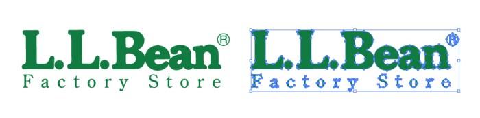 L.L.Bean(エル・エル・ビーン)のロゴマーク