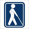 盲人のための国際シンボルマーク