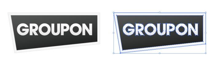 グルーポン(Groupon)のロゴマーク