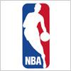 NBA(National Basketball Association)のロゴマーク