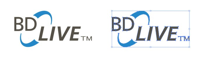 BD-Liveのロゴマーク