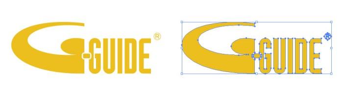 G-GUIDE(ジー・ガイド)のロゴマーク