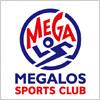 メガロス(MEGALOS)のロゴマーク