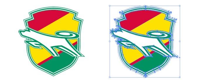 ジェフユナイテッド市原・千葉(JEF United Ichihara Chiba)のロゴマーク