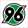 ハノーファー96(Hannoverscher Sport-Verein von 1896 e.V.)のロゴマーク