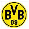 ボルシア09 e.V. ドルトムント(Ballspielverein Borussia 09 e.V. Dortmund)のロゴマーク