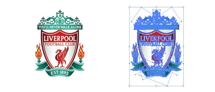 リヴァプールFC(Liverpool Football Club)のロゴマーク