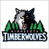 ミネソタ・ティンバーウルブズ(Minnesota Timberwolves)のロゴマーク