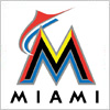 マイアミ・マーリンズ(Miami Marlins)のロゴマーク