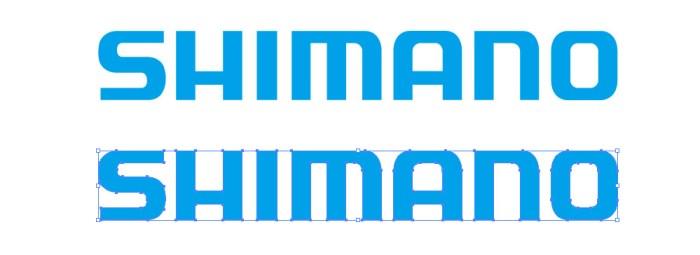 シマノ(SHIMANO)のロゴマーク