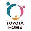トヨタホーム(TOYOTA HOME)のロゴマーク