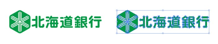 北海道銀行のロゴマーク