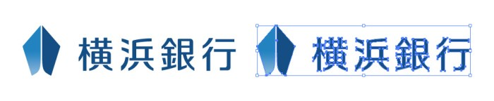 横浜銀行のロゴマーク