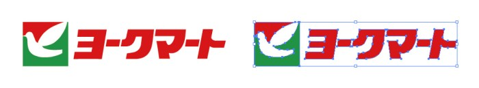 ヨークマートのロゴマーク