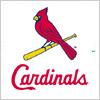 セントルイス・カージナルス(St. Louis Cardinals)のロゴマーク