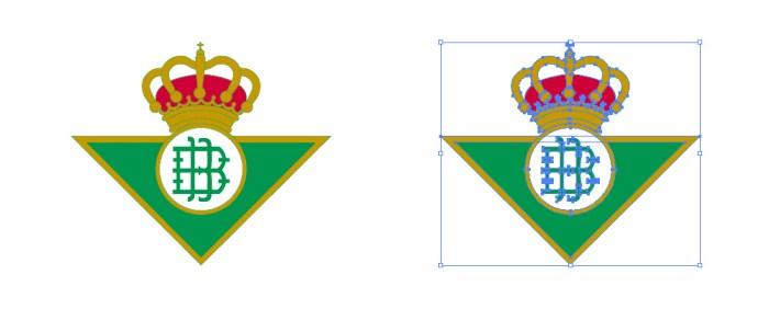 レアル・ベティスのロゴマーク