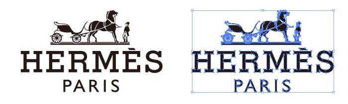 エルメス(Hermès)のロゴマーク