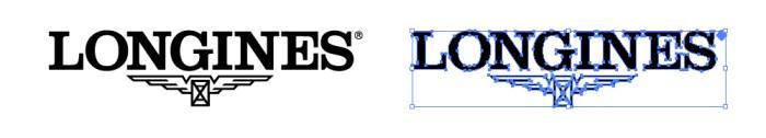 ロンジン(Longines)のロゴマーク