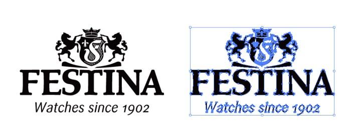 フェスティナ(FESTINA)のロゴマーク