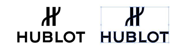 ウブロ(HUBLOT)のロゴマーク