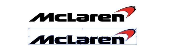 マクラーレン(McLaren)のロゴマーク