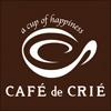 カフェ・ド・クリエ(cafe de CRIE)のロゴマーク
