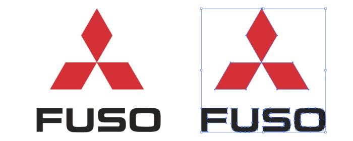 三菱ふそうトラック・バスのロゴマーク