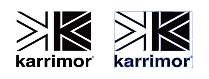 karrimor(カリマー)のロゴマーク