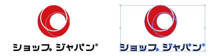 ショップジャパン(shopjapan)のロゴマーク