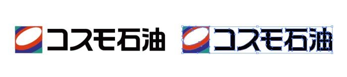 コスモ石油のロゴマーク