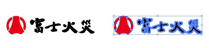 富士火災のロゴマーク