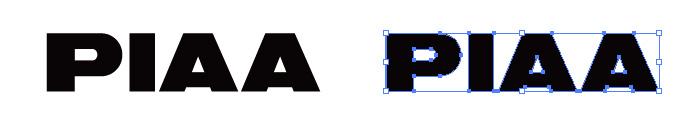PIAA(ピア)のロゴマーク
