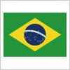 ブラジルの国旗(縦横比10:7)パスデータ