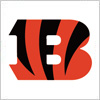 シンシナティ・ベンガルズ (Cincinnati Bengals) のロゴマーク